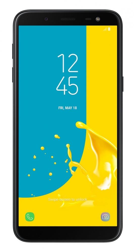 Купить Смартфон Samsung Galaxy J6 2018 2/32GB (SM-J600FZKDSEK) Black