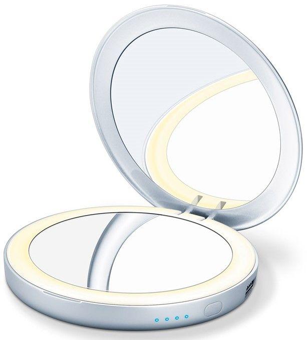 Купить Зеркало косметическое Beurer BS 39 с Micro-USB