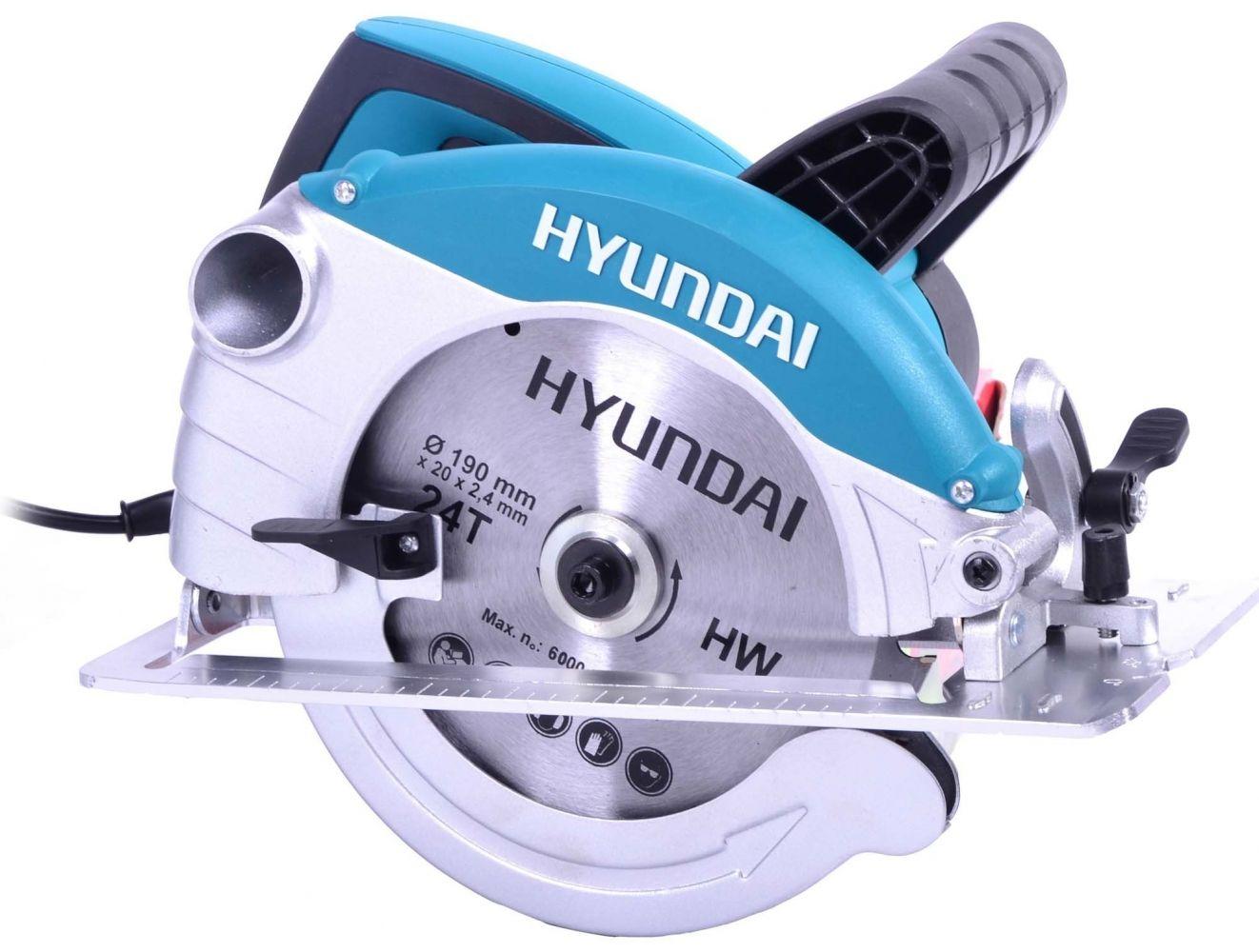 Купить Циркулярные пилы, Пила циркулярная Hyundai C 1500-190 Expert