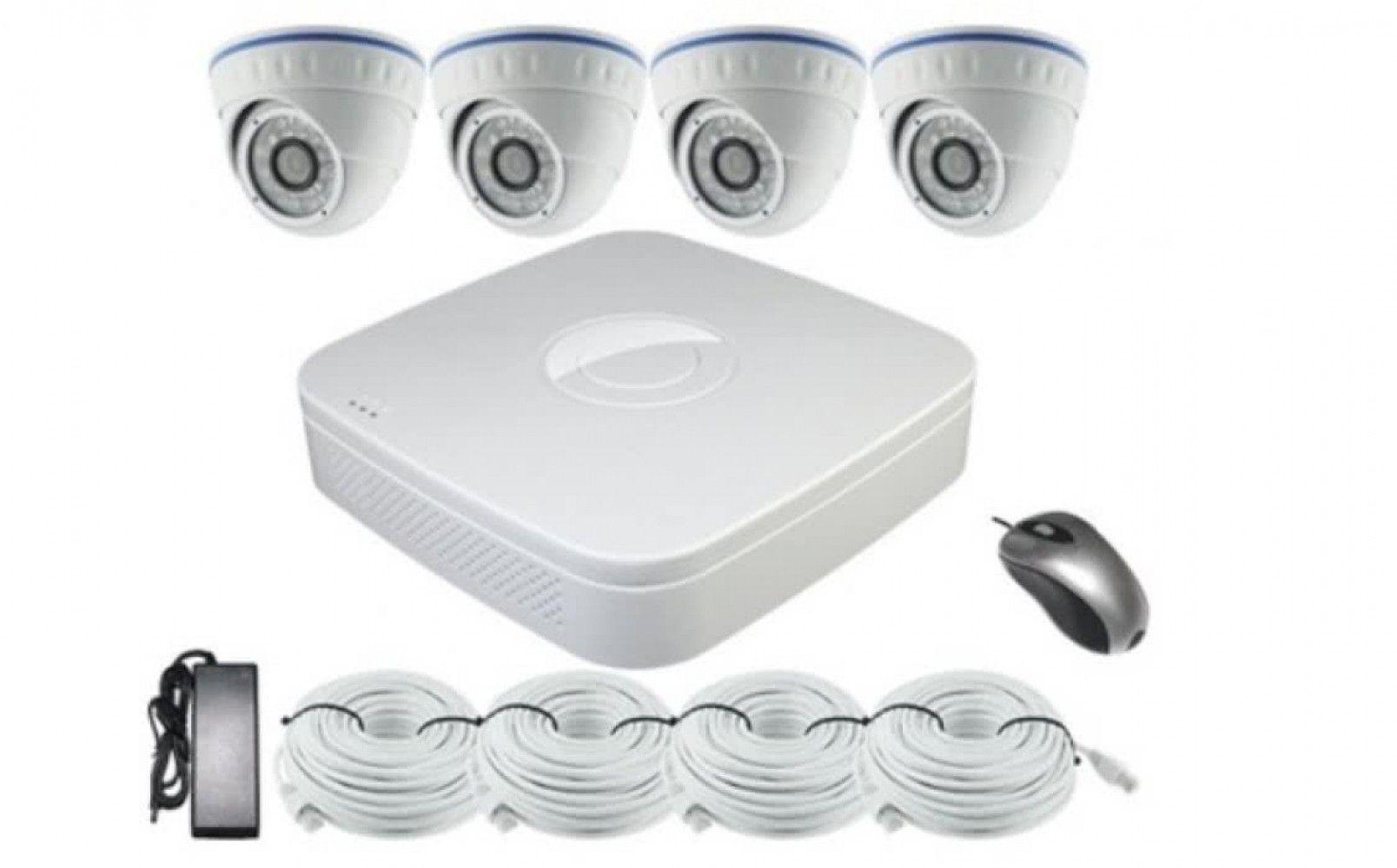 Комплект видеонаблюдения Longse LS-N2004PDF2S200  - купить со скидкой