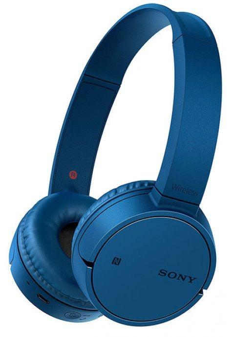 Купить Наушники и гарнитуры, Наушники Sony WH-CH500 (WHCH500L.E) Blue