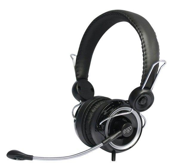 Купить Наушники и гарнитуры, Наушники Ergo VM-260 Black (SM-HD260M.V)