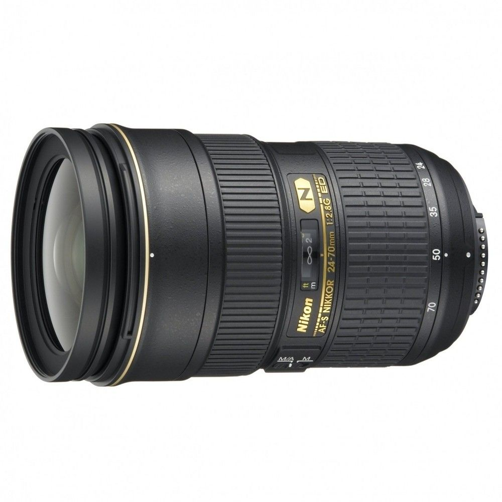 Купить Объектив Nikon AF-S Nikkor 24-70mm f/2.8G ED (JAA802DA)