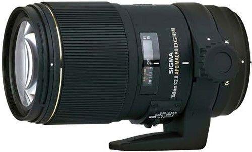 Купить Объектив Sigma AF 150mm F/2.8 EX DG OS HSM Canon (106954)