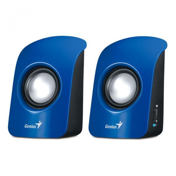 Купить Акустическая система Genius SP-U115 Blue (31731006102)