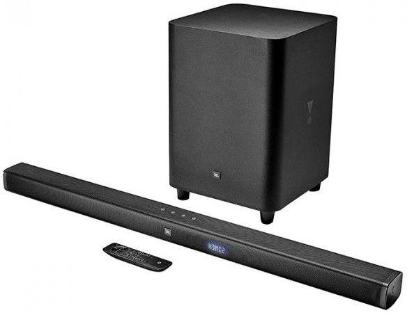 Купить Акустические системы, Саундбар JBL Bar 3.1 (JBLBAR31BLKEP) Black