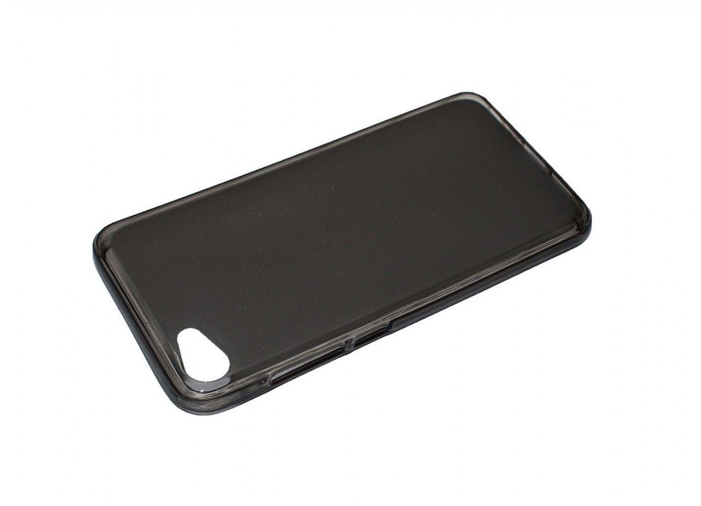 Купить Силиконовая накладка для Meizu U10 Black, Other