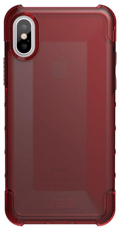 Чехол UAG iPhone X/Xs Folio Plyo (IPHX-Y-CR) Crimson от Територія твоєї техніки