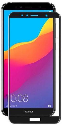 Купить Защитное стекло Mocolo Full Cover Honor 7C Pro/Huawei Y7 Prime 2018 Black