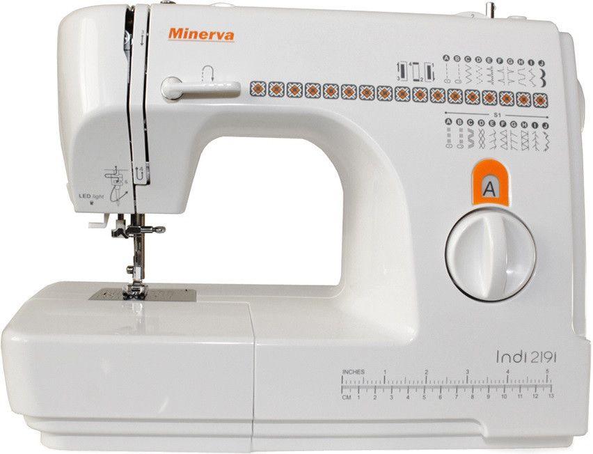 Купить Швейные машинки, Швейная машина Minerva Indi 219i