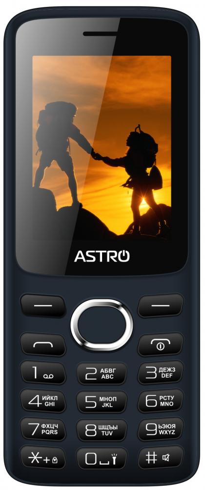 Купить Мобильный телефон Astro A246 Blue