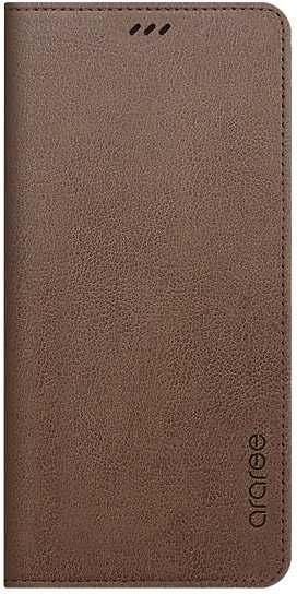 Купить Чехол-книжка Samsung Flip wallet leather cover A8+ 2018 (GP-A730KDCFAAE) Saddle Brown