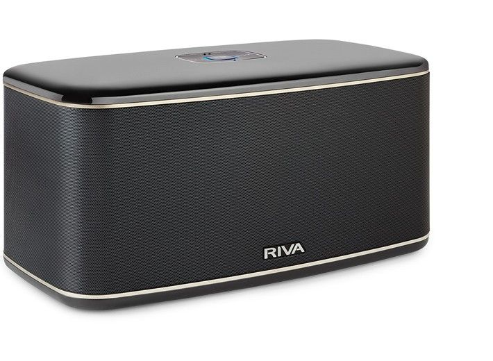 Купить Мультирум акустика RIVA Festival Multi-Room+ Wireless Speaker Black (RIVAFSB)