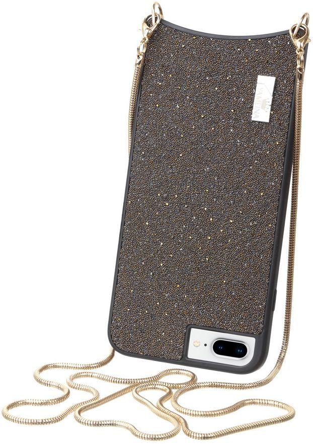 Купить Чехлы для мобильных телефонов, Чехол Leather Wallet Becover для Apple iPhone 6 Plus/6s Plus/7 Plus/8 Plus (703632) Gold
