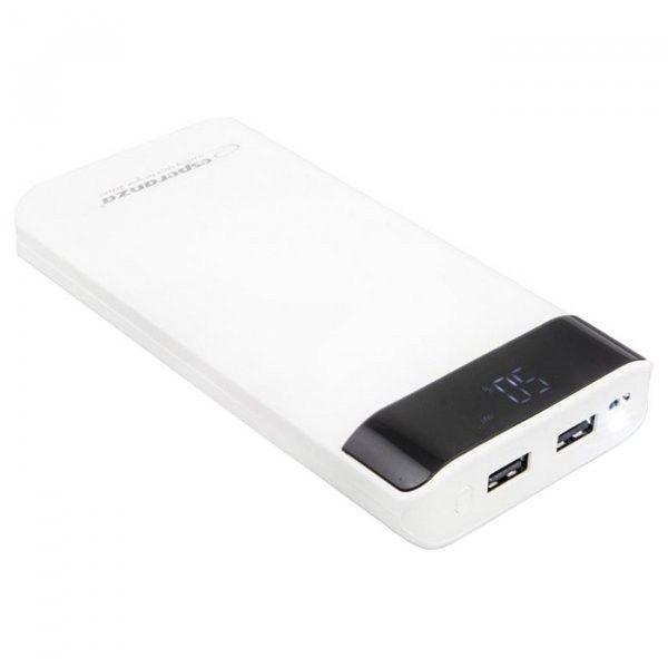 Купить Внешний аккумулятор Esperanza Photon 17400 mAh (EMP120W) White