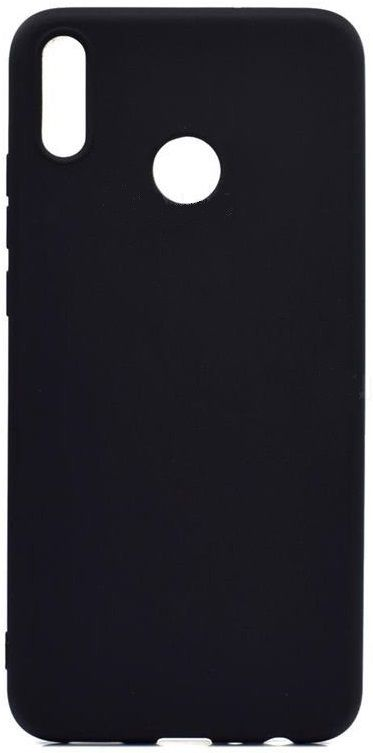 Купить Накладка силиконовая для Honor 8X Black, Other