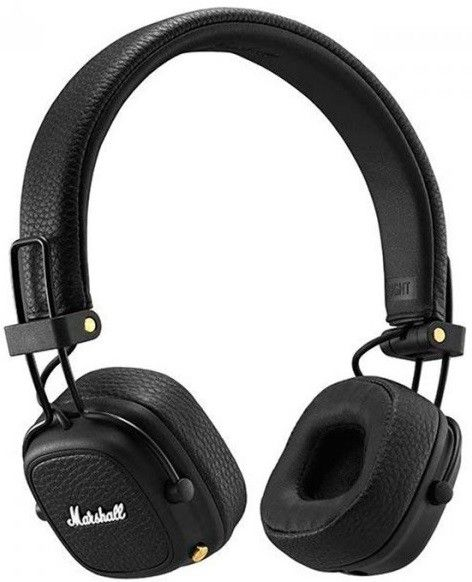 Купить Наушники Marshall Major III Bluetooth (4092186) Black