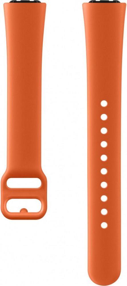 Купить Аксессуары для смарт-часов и смарт-браслетов, Ремешок Samsung для Galaxy Fit (ET-SU370MOEGRU) Orange