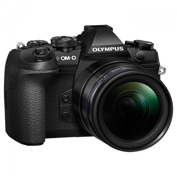 Купить Фотоаппарат Olympus OM-D E-M1 Mark II ED 12-40mm Kit Black/Black (V207061BE000)