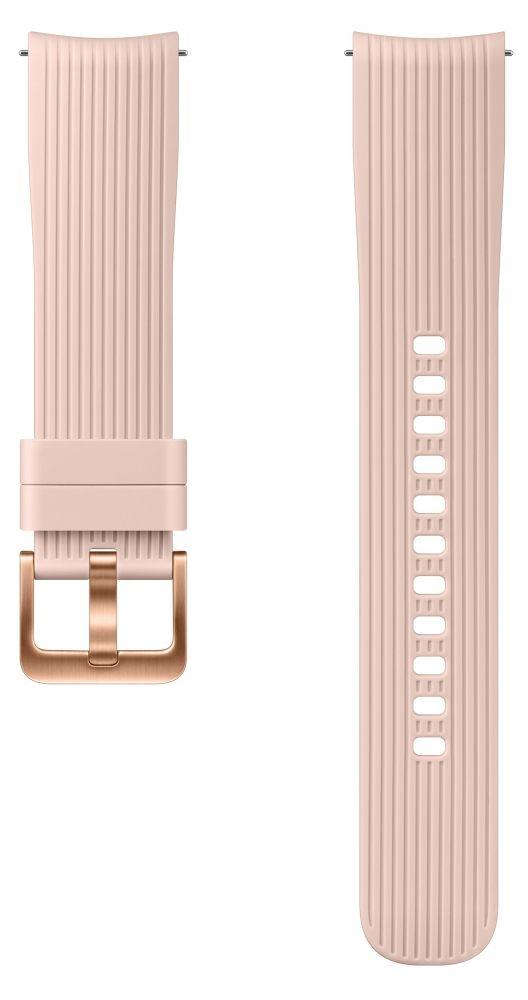 Купить Аксессуары для смарт-часов и смарт-браслетов, Ремешок Samsung для Galaxy Watch 42 mm (ET-YSU81MPEGRU) Pink