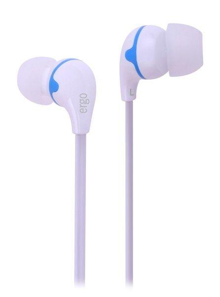Купить Наушники и гарнитуры, Наушники Ergo VT-101 White (SM-E1016WT)