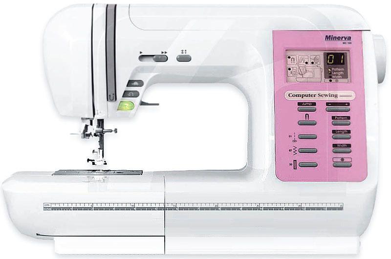 Купить Швейные машинки, Швейная машина Minerva MC100