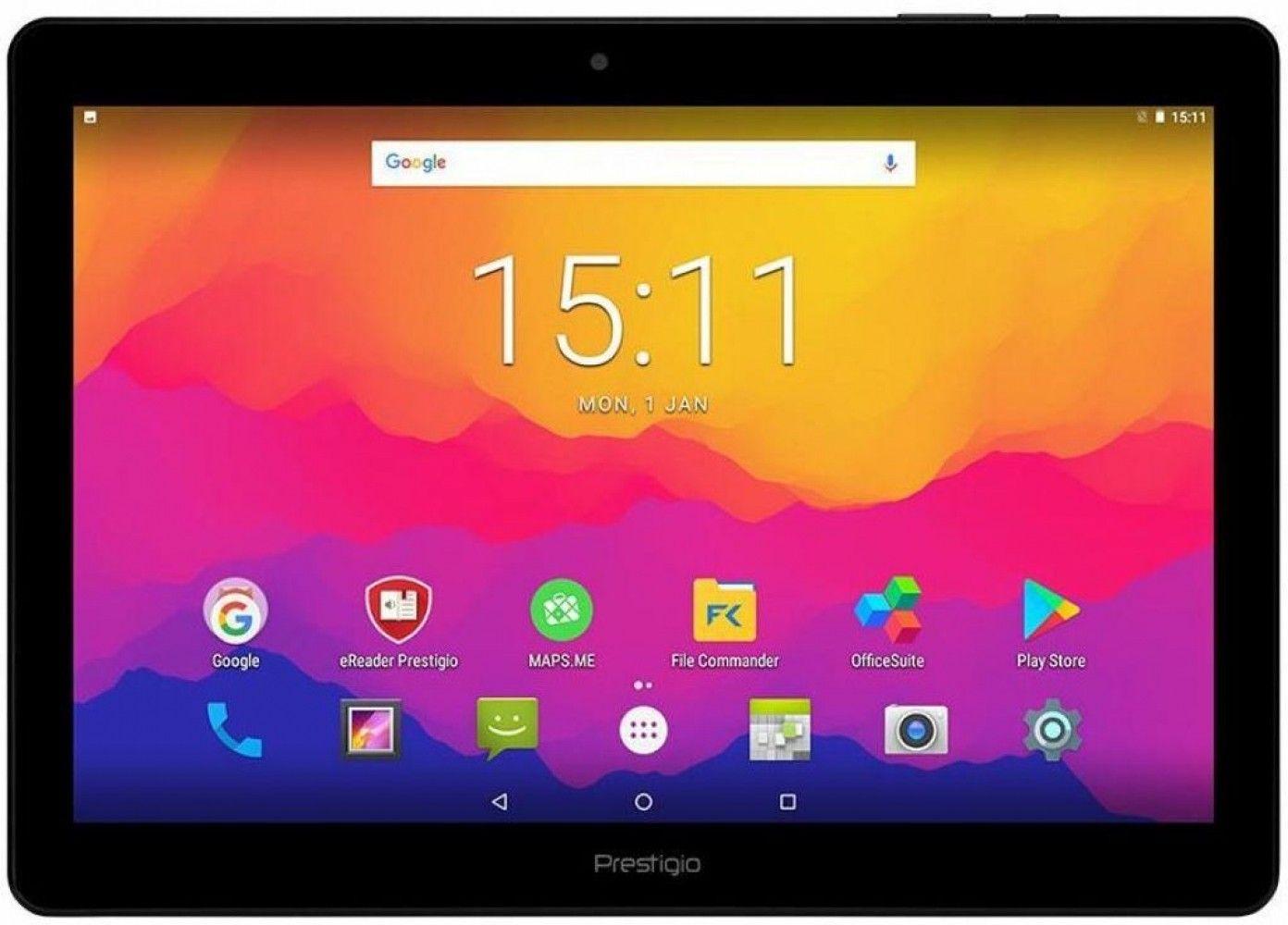 Купить Планшеты, Планшет Prestigio MultiPad Wize 3151 10.1 1/16GB 3G (PMT3151_3G_D_CIS) Black