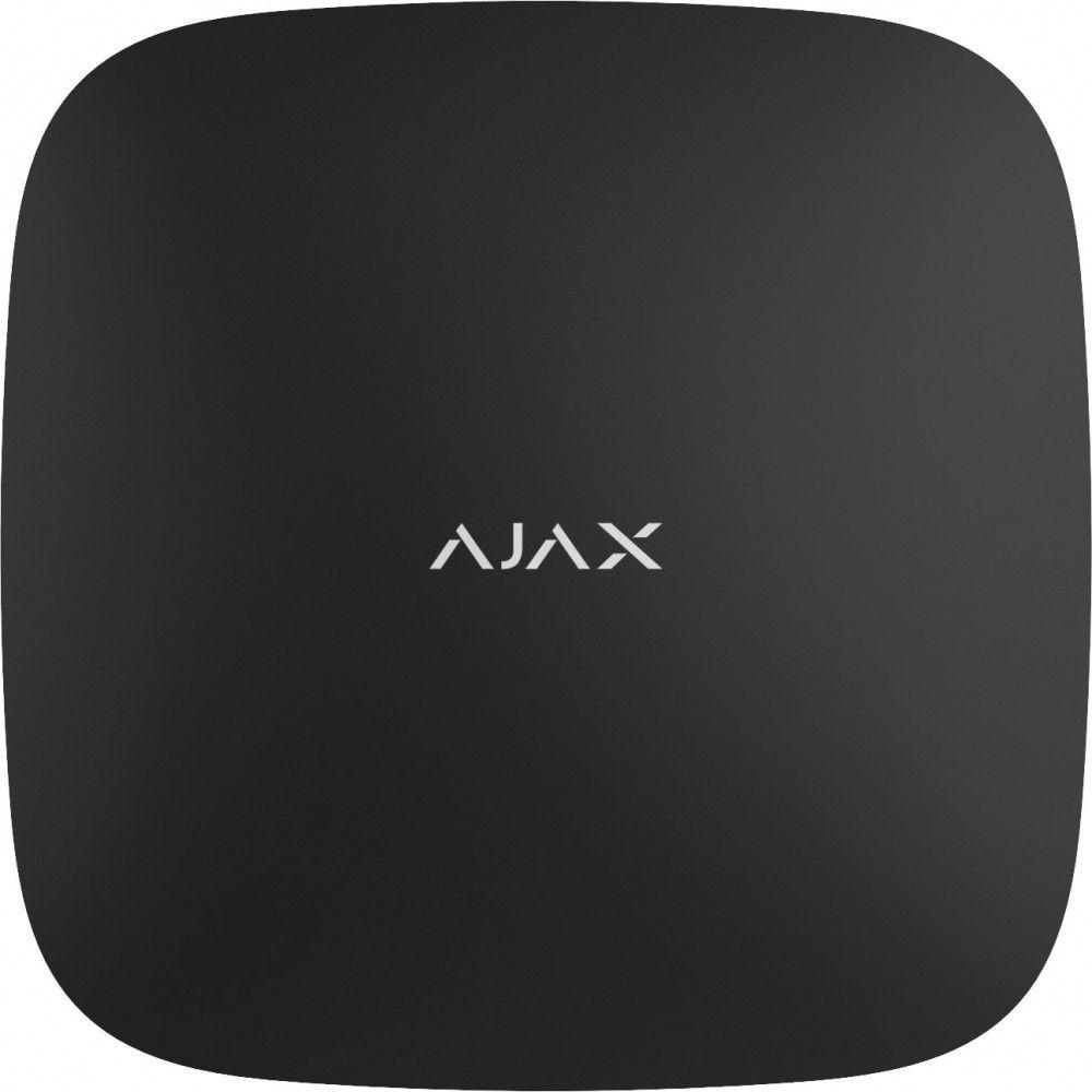 Беспроводная станция управления приборами Ajax Smart Home Hub Black (000002440)  - купить со скидкой