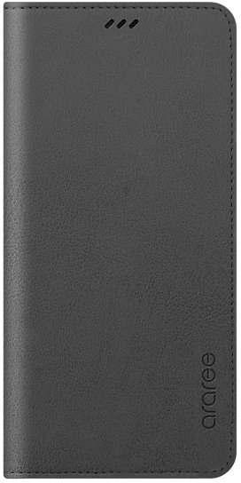 Купить Чехол-книжка Samsung Flip wallet leather cover A8+ 2018 (GP-A730KDCFAAB) Charcoal gray