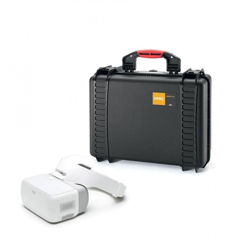 Купить Аксессуары для квадрокоптеров, Кейс для хранения HPRC 2460 for Dji Goggles (GGS-2460-01)