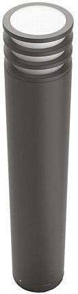 Купить Умные светильники, Смарт-светильник PHILIPS Lucca post 1x9.5W 230V (17403/93/P0) Anthracite