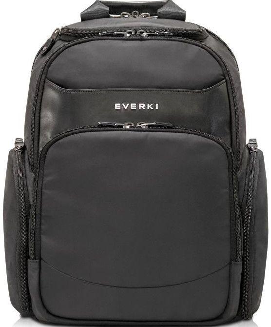 Купить Сумки / чехлы для ноутбуков, Рюкзак для ноутбука Everki Suite 14 (EKP128) Black