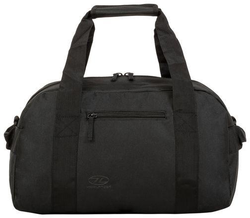 Купить Дорожные сумки и чемоданы, Сумка дорожная Highlander Cargo II 30 50 x 3 x 27 см 30 л (926941) Black