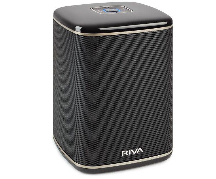 Купить Мультирум акустика RIVA Arena Compact Multi-Room+ Wireless Speaker Black (RIVAARB)