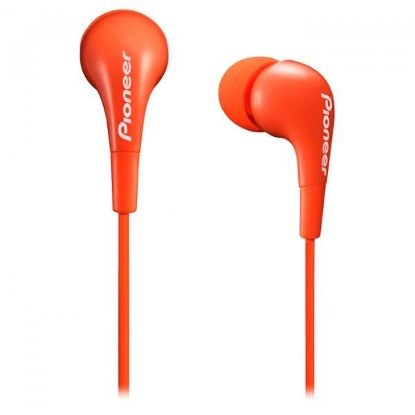Купить Наушники Pioneer SE-CL502-M Orange