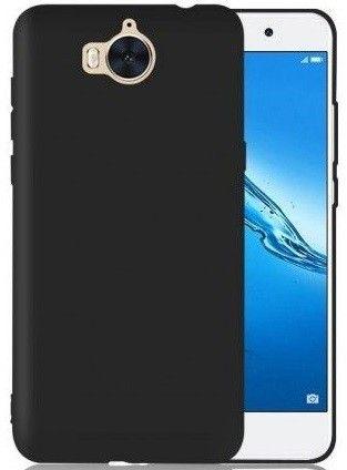 Купить Накладка силиконовая для Huawei Y5 2017 Black, Other