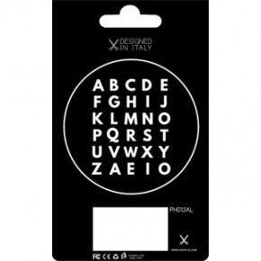Мини-липучки GoPhilo Expansion Pack Patch Letters Case для чехла iPhone 6/6S (PH013AL) (8055002390750)