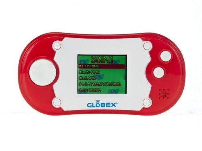 Игровая приставка Globex PGP-100 Red