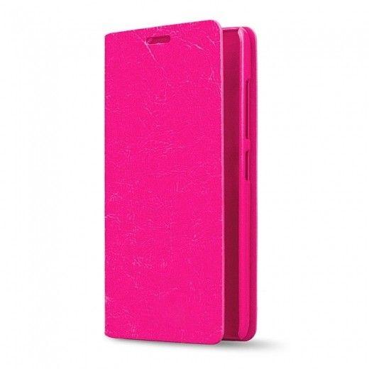 Чехол Book Cover Original Nokia 640 Pink