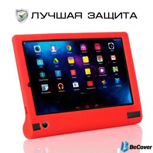 Силиконовый чехол BeCover для Lenovo Yoga Tablet 3-850 Red