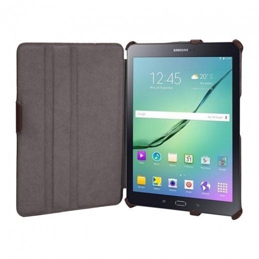 Обложка AIRON Premium для Samsung Galaxy Tab S 2 9.7 Brown