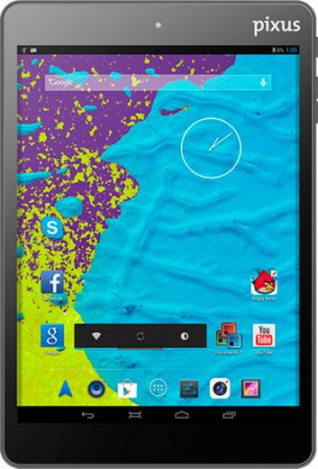 Планшет Pixus Touch 7.85 3G