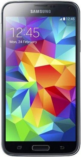 Мобильный телефон Samsung G900H Galaxy S5 (SM-G900HZKASEK) Black