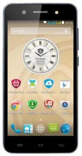 Мобильный телефон Prestigio MultiPhone 5470 Grace X5 Blue
