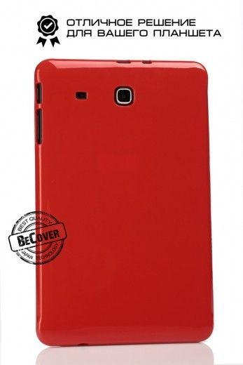 Силиконовый чехол BeCover для Samsung Tab E 9.6 T560/T561 Red