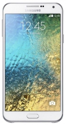 Мобильный телефон Samsung Galaxy E5 E500H/DS White