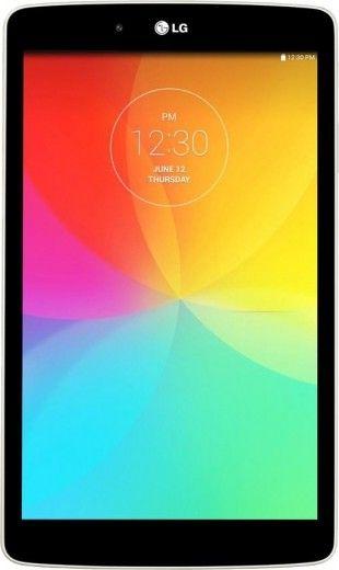 Планшет LG G Pad 8.0 GSM V490 White (LGV490.ACISWH)