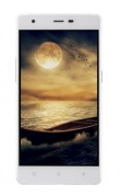 Смартфон Nomi i506 Shine White-Silver