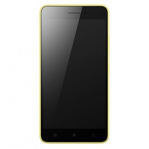 Мобильный телефон Lenovo S60-a 8Gb Yellow