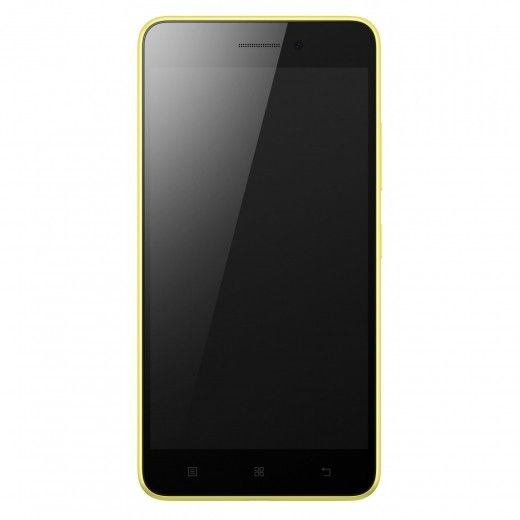 Смартфон Lenovo S60-a 8Gb Yellow